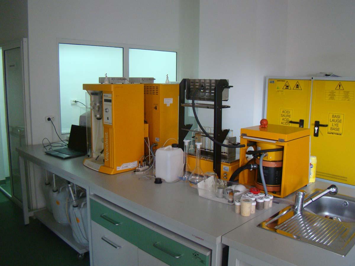 Laborator DSVSA Mures 4